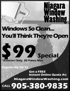 National Window Cleaning Coupon
