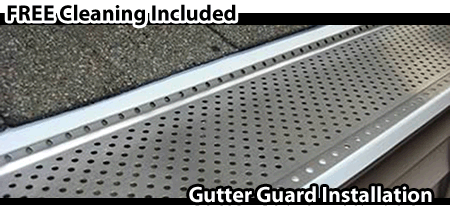 Gutter Guard Installation - National