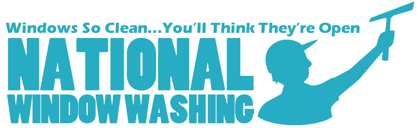 National Window Washing Logo